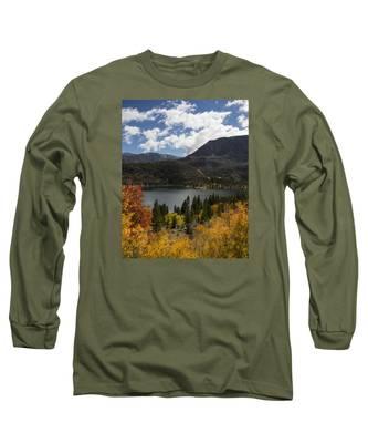 Autumn At Rock Creek Lake 2 Long Sleeve T-Shirt