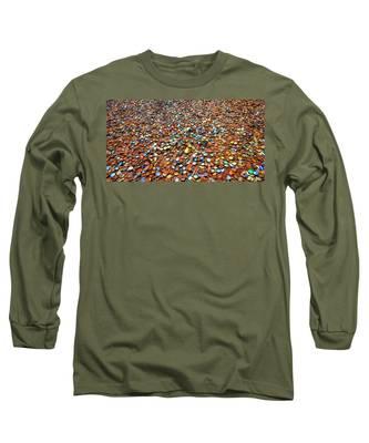 Bottlecap Alley Long Sleeve T-Shirt