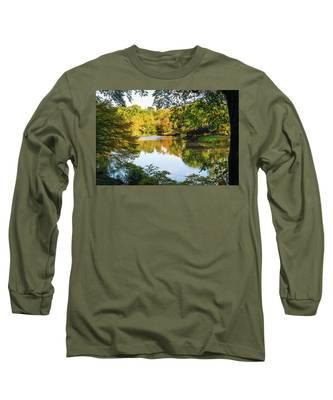 Central Park - City Nature Park Long Sleeve T-Shirt
