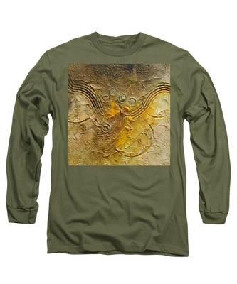 Colliding Worlds Long Sleeve T-Shirt