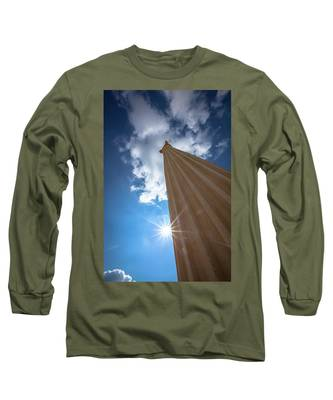 Column To Sky Long Sleeve T-Shirt