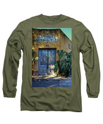 Elysian Grove In The Morning Long Sleeve T-Shirt