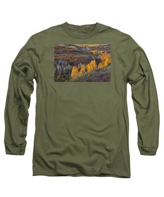 Fall In Line Long Sleeve T-Shirt