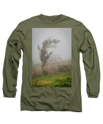 Fog And Wind Long Sleeve T-Shirt