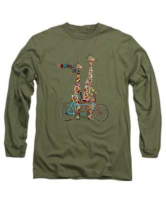 Vintage Poster Long Sleeve T-Shirts