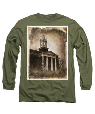 Glasgow Ky Courthouse Long Sleeve T-Shirt