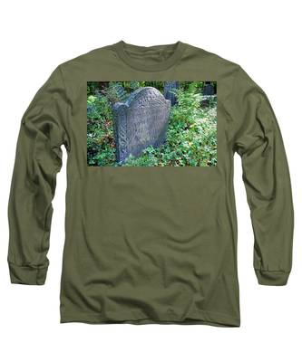 Grave Of Mary Hall Long Sleeve T-Shirt