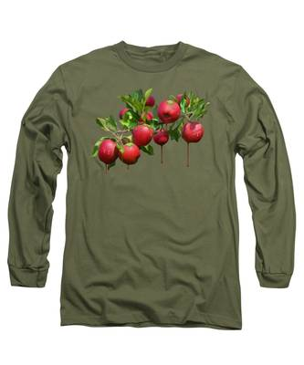 Melting Apples Long Sleeve T-Shirt