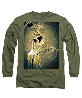 Milk Weed And Hay Long Sleeve T-Shirt
