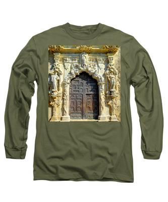 Mission Door Long Sleeve T-Shirt