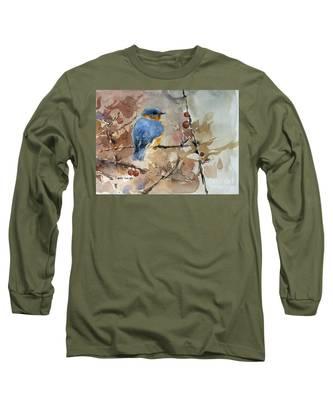Near Spring Long Sleeve T-Shirt