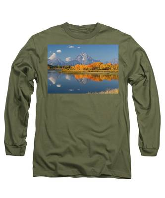 Oxbow Bend Reflection Long Sleeve T-Shirt