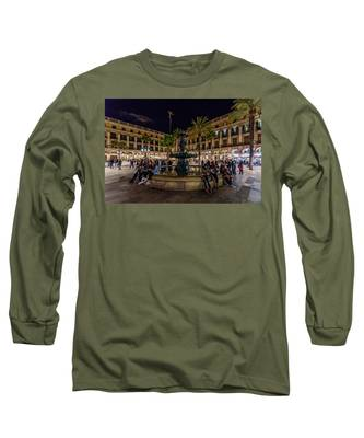 Plaza Reial Long Sleeve T-Shirt