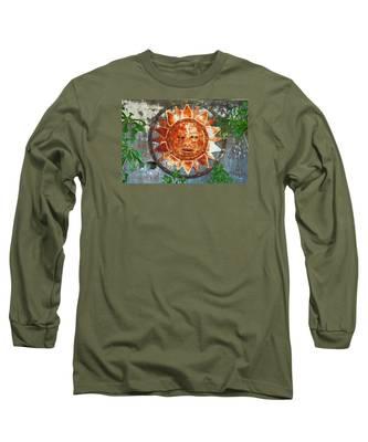 Rusty Sun Long Sleeve T-Shirt