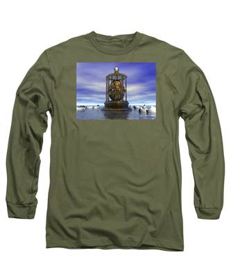 Sixth Sense - Surrealism Long Sleeve T-Shirt