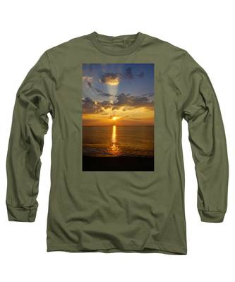 Spiritual Sunrise Long Sleeve T-Shirt
