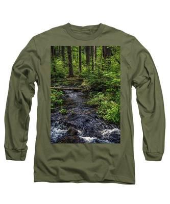 Streaming Long Sleeve T-Shirt