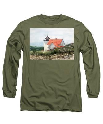 Summer In Maine Long Sleeve T-Shirt