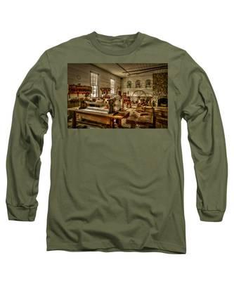 The Cabinetmaker Long Sleeve T-Shirt