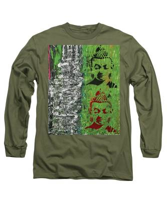 The Mind Is Everything Long Sleeve T-Shirt
