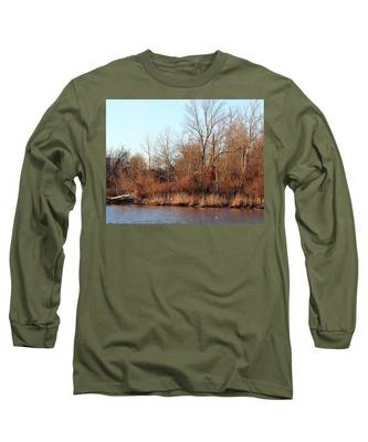 Northeast River Banks Long Sleeve T-Shirt