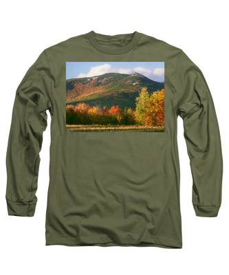 Welch And Dickey Mountains Long Sleeve T-Shirt