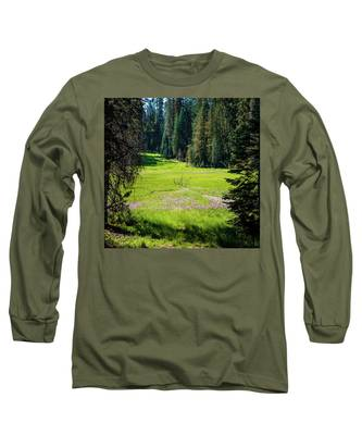 Welcom To Life- Long Sleeve T-Shirt