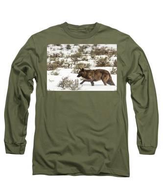 W3 Long Sleeve T-Shirt