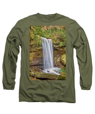 Cucumber Falls Long Sleeve T-Shirt