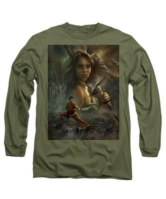 Falcons Long Sleeve T-Shirt
