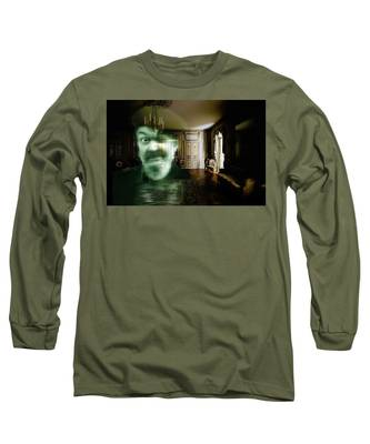 Ghost Of Dr. John Long Sleeve T-Shirt