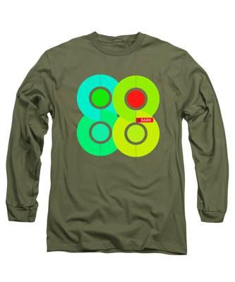 Green Style Long Sleeve T-Shirt