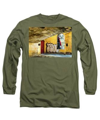 Kissing Under The Bridge Long Sleeve T-Shirt