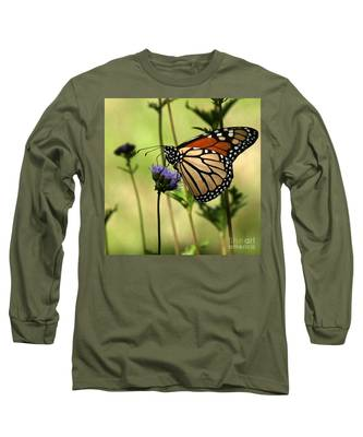 Monarch Majesty Long Sleeve T-Shirt