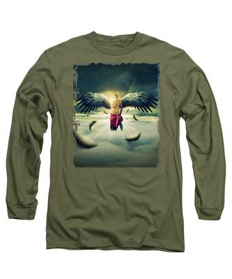Mysterious Long Sleeve T-Shirts