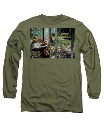 No Admittance Long Sleeve T-Shirt