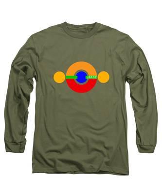 Planet Babe Long Sleeve T-Shirt