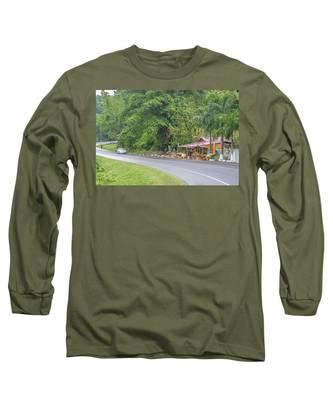 Saint Mary, Jamaica Long Sleeve T-Shirt