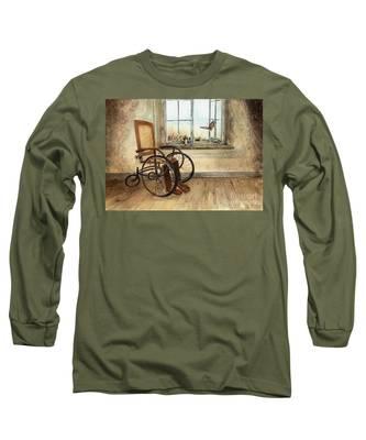 Transitioning Long Sleeve T-Shirt