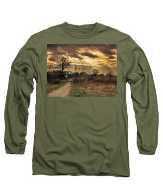 Trostle Sky Long Sleeve T-Shirt