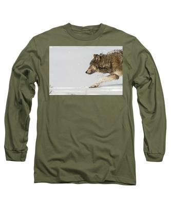 W40 Long Sleeve T-Shirt