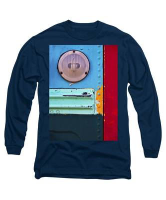 Long Sleeve T-Shirt featuring the photograph Old School by Skip Hunt