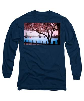 Cape Fear Of Wilmington Long Sleeve T-Shirt