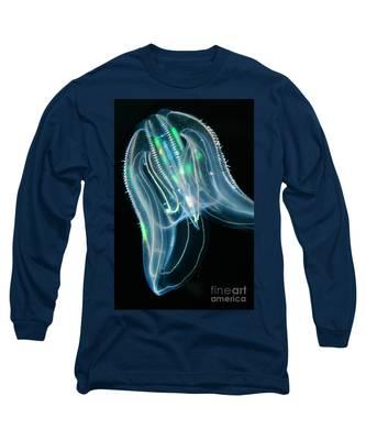 Bioluminescent Long Sleeve T-Shirts