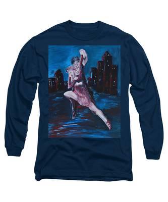 Dance The Night Away Long Sleeve T-Shirt