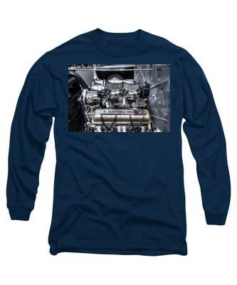 Olds Rocket Long Sleeve T-Shirt
