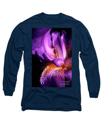 Royal Iris Long Sleeve T-Shirt
