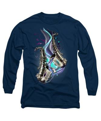 Aquarius Long Sleeve T-Shirts