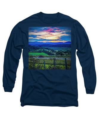 Adirondack Country Long Sleeve T-Shirt