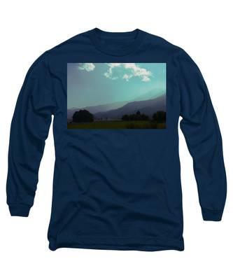 Deep Layers Long Sleeve T-Shirt